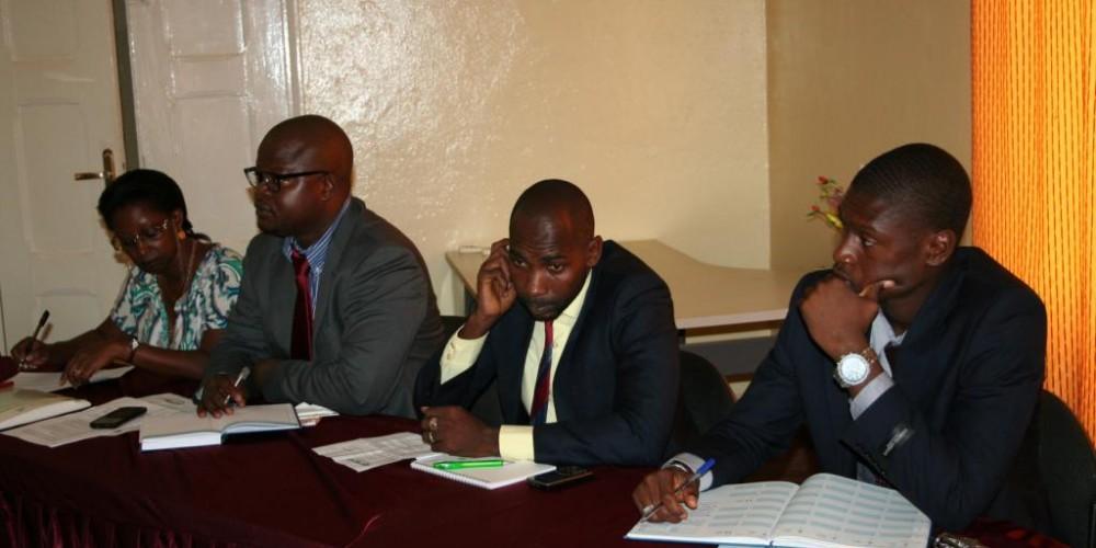 Atelié sobre Obrigação dos Bancos na Luta contra o Branquemento de Capitais e Financiamento do Terrorismo