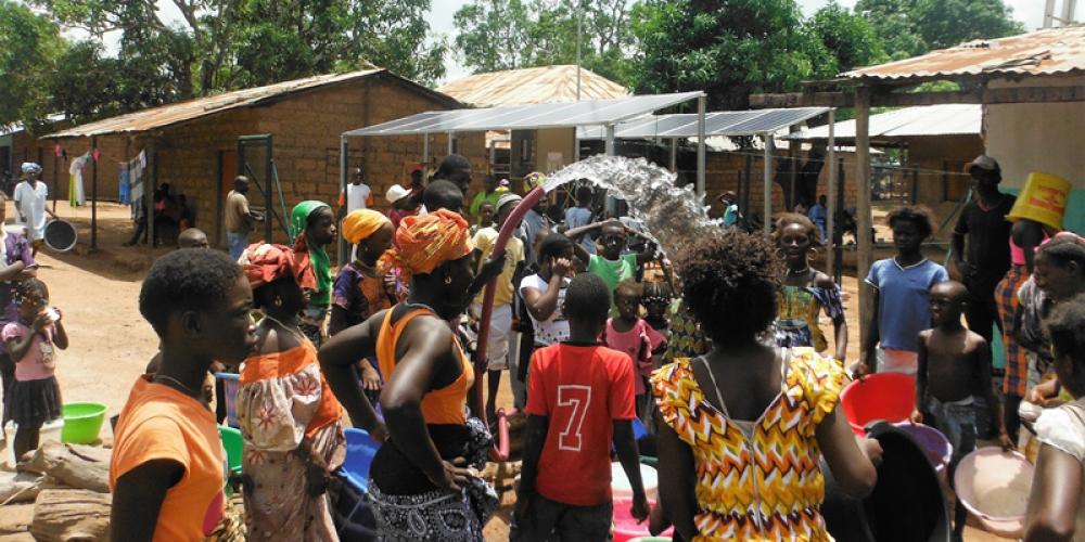 Centro de promoção de actividades económicas das mulheres da região de Gabú