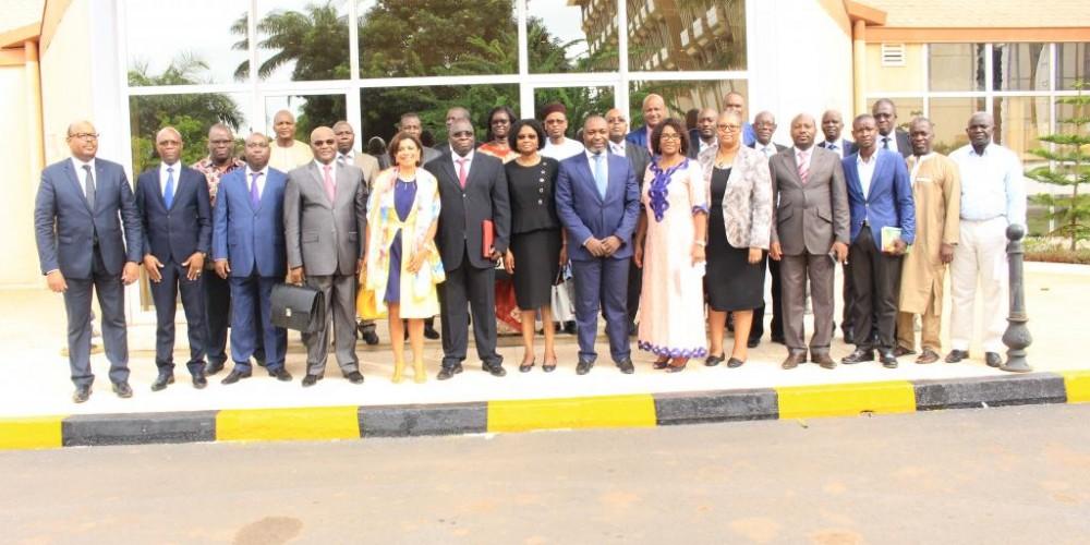 FAPBEF-UEMOA realiza a reunião do Conselho Federal em Bissau